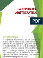 republica aristocratica