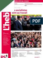L'hebdo des socialistes n°565