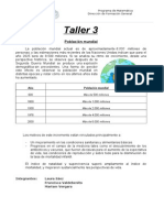 Taller 3 Algebra, Progresión Aritmetica, Progresión geometrica