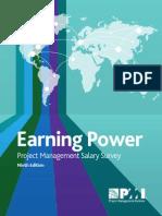 Project Management Salary Survey 2015