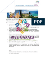 Oaxaca Promocional Turistico 2014 (Video)