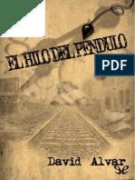 Alvar, David - El Hilo Del Pendulo [24492] (r1.1)
