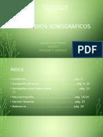 estudios sonograficos