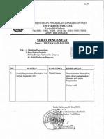Revisi Pengumuman Wisuda Ke 114 Periode September 2015