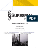 Surespan Power Capability Rev 1Nov13