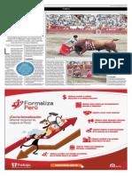 FERIA DEL SEÑOR DE LOS MILAGROS, CORRIDA DE TOROSelcomercio_2015-12-07_#28