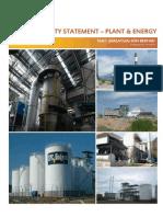 Smec Malaysia Plant & Energy - Capability Statement