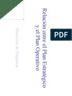 UII - Plan Estrategico y Operativo Presupuesto