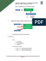 Estructura y Dinámica de Las Poblaciones