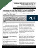 120)Hidrocarburos Aromáticos Policíclicos (Haps)