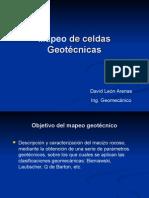 Mapeo de celdas Geotécnicas DL