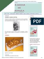 La Cocina de Lechuza-recetas de Cocina Con Fotos Paso a Paso_ Churros Caseros (Fritos)