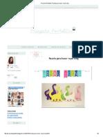 Proyecto Pastelito_ Receta Para Hacer Royal Icing