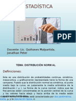 Distribucion Normal 2015