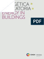 CENER-Energetica Edificatoria-Energy in Buildings