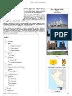 Tacna - Wikipedia, La Enciclopedia Libre