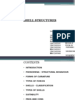 Shell Structurespresentation on shell structures