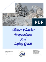 Hettinger County Preparedness and Safety From Morton County