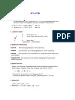 Fis-26 Inti Atom