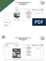 Calibrators RFQ Urgent