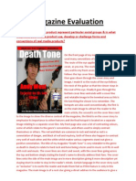 Magazine Evaluation 2222 PDF