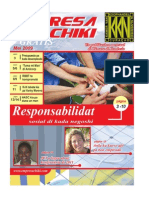 Empresa Chiki Mei 2009