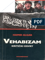 Hamid Algar - Vehabizam