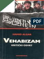 Hamid Algar - Vehabizam