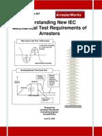 ArresterFacts Understanding New IEC Mechanical Requirements Arresters