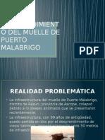 Desprendimiento Del Puente Malabrigo