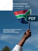 South African Reconciliation Barometer 2015