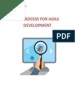 QA Process for Agile Development