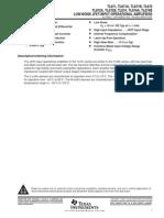 TL072 Datasheet