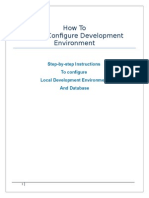 HOW_TO Development Environment Settings Ver1.2