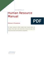 Human-Resource-Manual-III