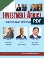 Kompella Stock Investment Adviser October 2015 Edition
