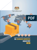 Guideline in Courier Services Industry Safety