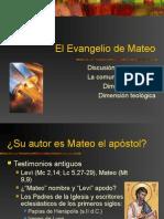El Evangelio de Mateo