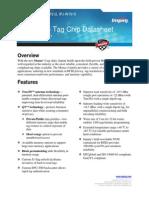 Monza 4 Tag Chip Datasheet