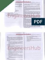 JNTUH B.tech R13 3-1 ME - EngineersHub