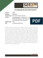 SERAM2014_S-0275_ Patología Costal en La Radiografía de Tórax._solo Fracturas