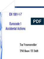 EN1991 7 Accidential Actionpdf