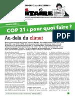Anti cop 21 - COP 21