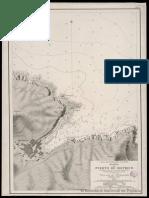 Plano Del Puerto de Motrico (BDH-BNE)