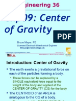 ENGR-36 Lec-23 Fa12 Center of Gravity H13e