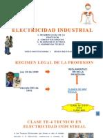 Curso de Electricidad Industrial