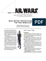 Saga Edition Web Enhancement 1 - Tech Specialist