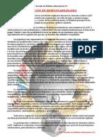 (Jornadas Lúdicas AJ3C) - Exención de Responsabilidades