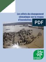 Les effets du changement climatique sur le risque d'inondation en Espagne