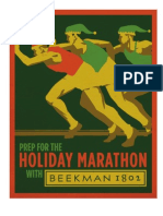 Beekman 1802 Holiday Marathon Vintage Signs